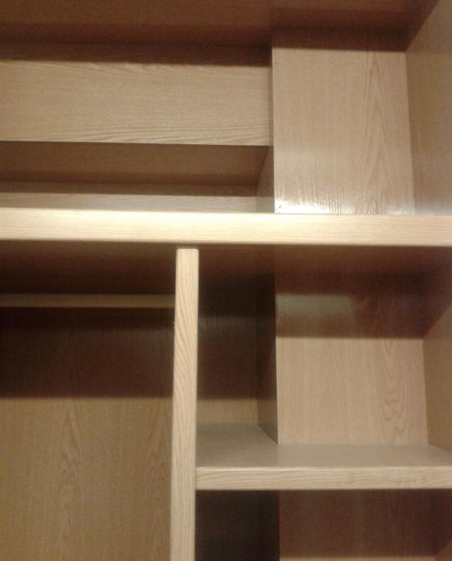 Interiores de armario en rivas vaciamadrid santa eugenia - Muebles rivas vaciamadrid ...