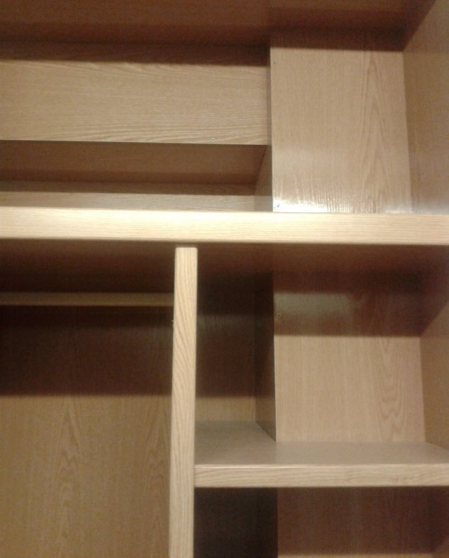 Interiores de armario en rivas vaciamadrid santa eugenia for Muebles anticrisis rivas vaciamadrid