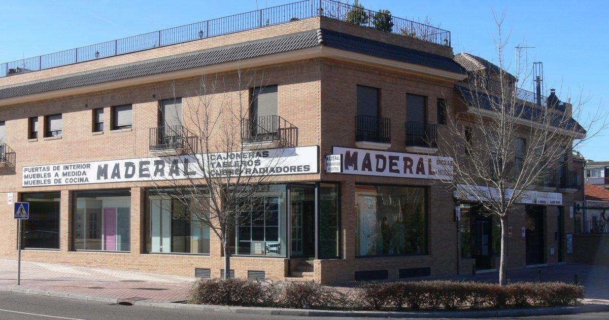 Maderal en Madrid